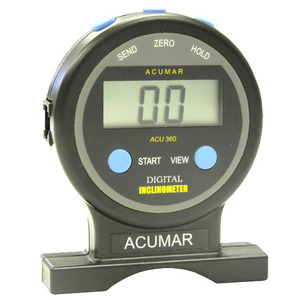 Acumar Single Digital Inclinometer/ACU001/경사계/경사측정기