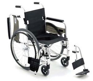 [미키] SMART-J 알루미늄휠체어 (팔걸이젖힘/발판착탈/등받이꺽기) 수동휠체어 경량형휠체어 고급휠체어 가벼운휠체어 접이식휠체어 장애인휠체어