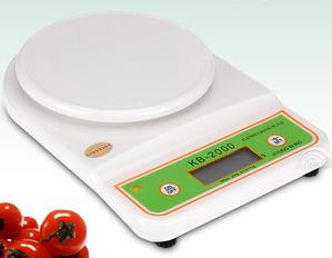 [경인] 2kg 용량 디지털 전자저울 KB-2000 1g단위 주방저울