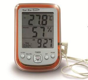 디지털 온습도계 DHT-1 휴대용온습도계 온도 습도 측정기 측정계 계측기