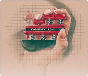 DIGI-FLEX 손가락악력기 손가락재활 재활운동소도구 손가락근력기 근력운동 손가락운동
