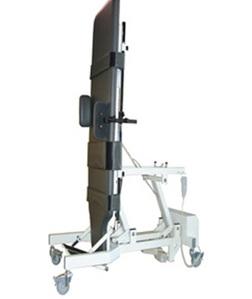 [Pampas] 팜파스 TT-800S (높이조절가능) 전동식기립대 Titing Table 기립운동기 기립훈련기 기립대 틸트테이블 틸팅테이블 기립기