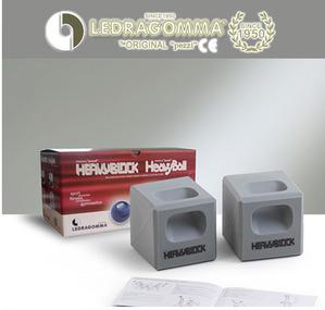 Heavy Block 헤비블럭 1세트 2개입 (900g~5Kg까지 조절사용가능)