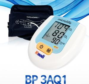 [HIMEDI] 하이메디 팔뚝형 자동혈압계(부정맥) BP3AQ1 전자혈압측정기 혈압측정기 혈압측정계 가정용혈압계 자동전자혈압계 상박혈압계