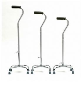 일반형 사발지팡이 4발지팡이 키높이조절 노인용지팡이 노인지팡이 실버용품 노인용품 효도상품